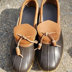 Mens Lands End shoes